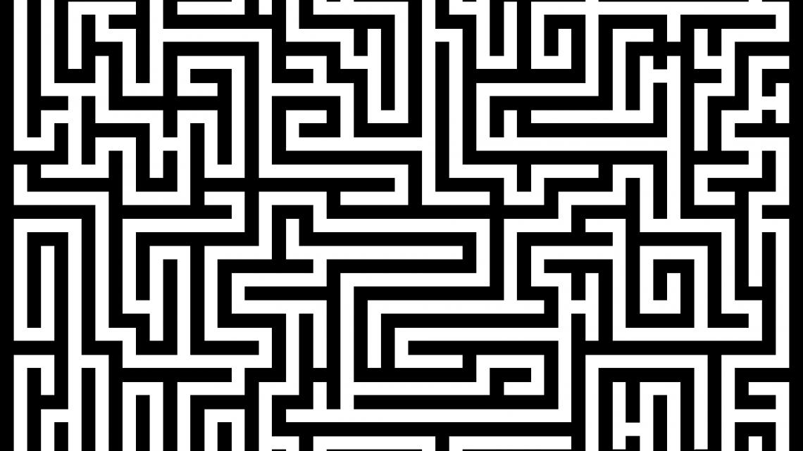 Elvesztem a labirintusban…