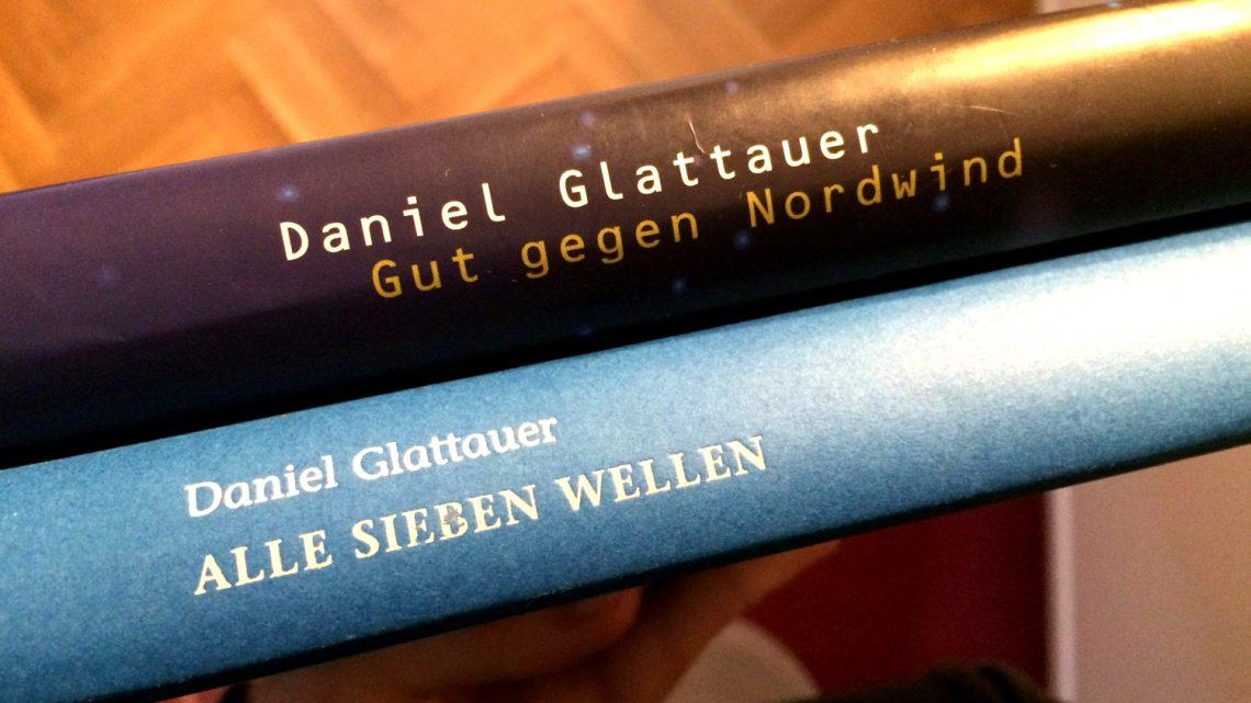 Szerelmi nyammogás, letehetetlen két kötetben – Glattauer for president