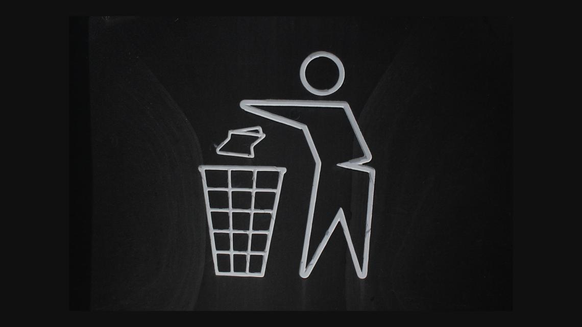 1-2-4-5… amikor azt hiszed, királyul szelektálsz műanyagot…
